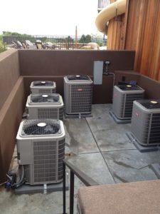 Air Conditioning Condenser Units